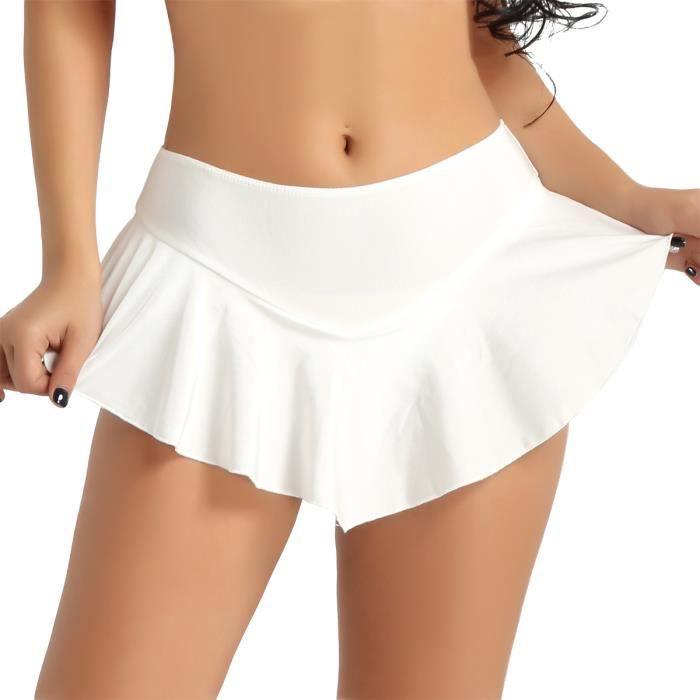 Jupe-Short Mini Longue Jupe de Sport Moulant /à la Mode pour Fille//Femme