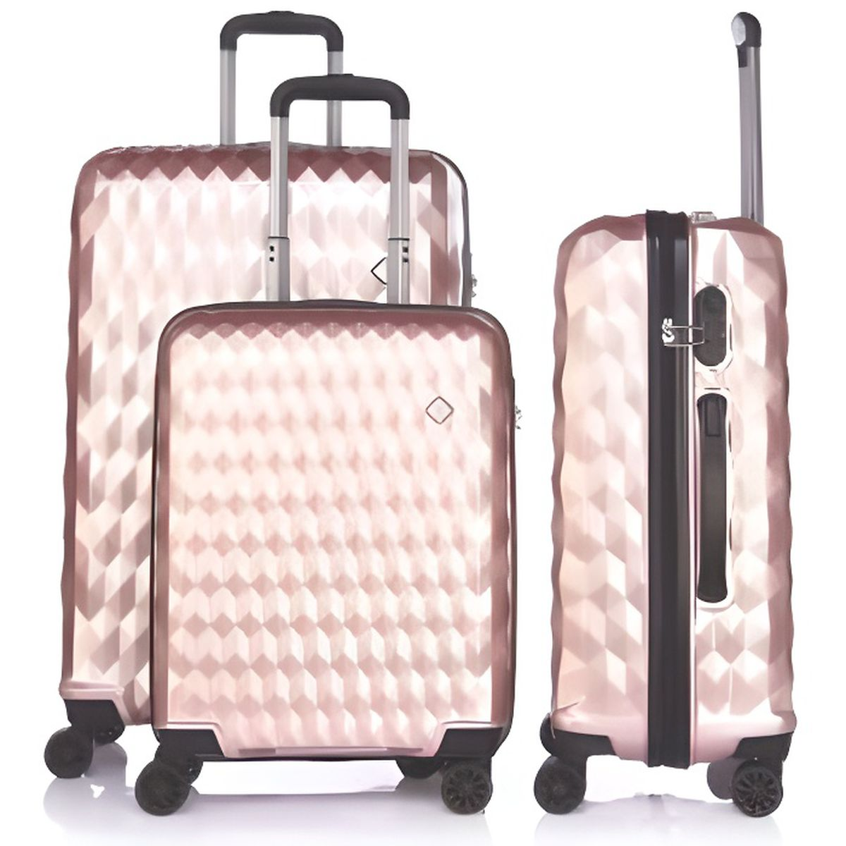 """Verage V-Lite coque rigide valise Super Léger Trolley m-24/""""-66 litres"""