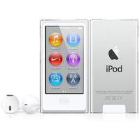 Baladeur MP3 APPLE IPOD NANO7EG GRIS 16GO