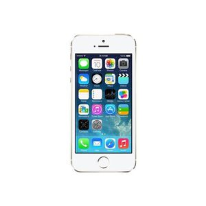 SMARTPHONE IPHONE 5S 16 GO OR 4G