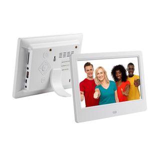 APP. PHOTO INSTANTANE  Cadre photo numérique LCD 7 pouces HD avec réveil
