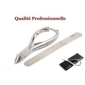 COUPE-ONGLES Coupe ongle professionnel avec pince à ongle incar