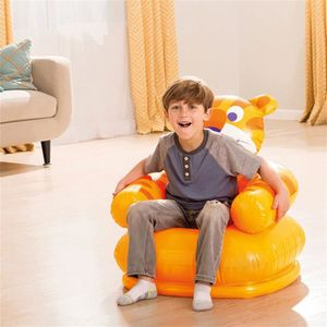 CANAPE GONFLABLE - FAUTEUIL GONFLABLE Cartoon Creative enfants canapé gonflable maison j
