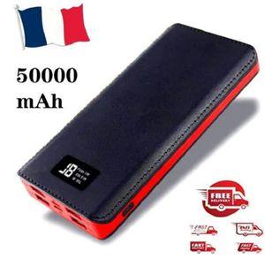 BATTERIE EXTERNE ARIO®50000mAh Batterie externe Ecran LCD Batterie