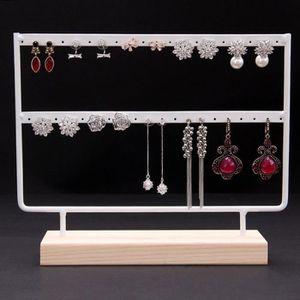 boucles doreilles rose Taille unique Sanwood/® Pr/ésentoir organiseur de bijoux Princesse pour colliers bracelets