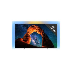 Téléviseur LED Image et son PHILIPS TV - 55 OLED 803/12 • OLED •