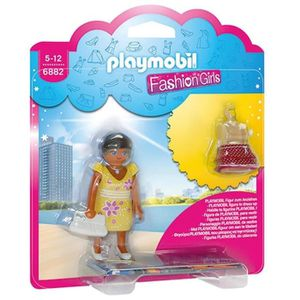 UNIVERS MINIATURE PLAYMOBIL 6882 - Fashion Girls - Tenue d'Été