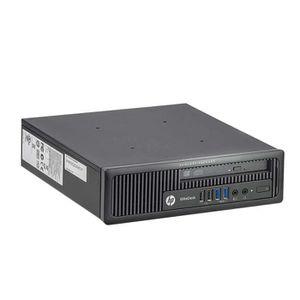 UNITÉ CENTRALE  HP EliteDesk 800 G1 - USDT - Core i5 - 4570S / 2,9