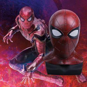 MASQUE - DÉCOR VISAGE La guerre infinie des vengeurs Homme araignée Masq