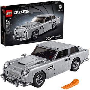 ASSEMBLAGE CONSTRUCTION Lego Creator 10262 James Bond™ Aston Martin DB5
