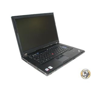 Vente PC Portable IBM Lenovo ThinkPad T500 pas cher