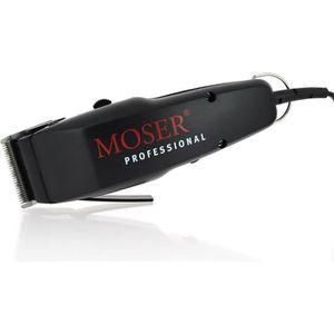 TONDEUSE CHEVEUX  Moser Tondeuse de coupe noire 1400 Chrome Noir