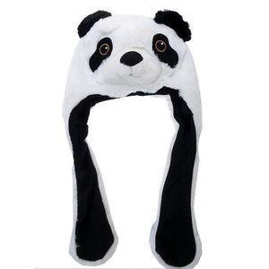 BONNET - CAGOULE Bonnet péruvien Panda bonnet jr