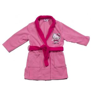 Robe de chambre hello kitty fille for Chambre enfant fille hello kitty