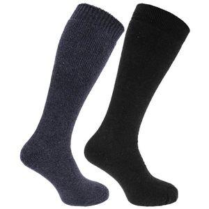5 Paires Homme Chaussettes D/'Hiver Thermiques Casual Coton Doux Sport Chaussettes Cadeau
