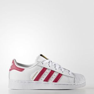 adidas superstar enfant rose