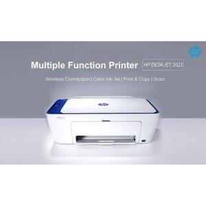 IMPRIMANTE Imprimante Sans Fil HP DeskJet 2621 Copie couleur
