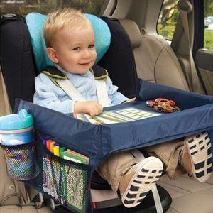 SAC - FILET DE COFFRE Enfant Snack & jouer Plateau de voyage organiseur