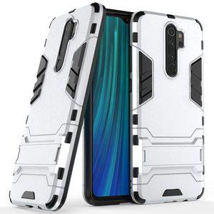 COQUE - BUMPER Coque Xiaomi Redmi Note 8 Pro, Antichoc Protection