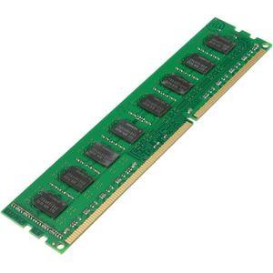 MÉMOIRE RAM 2GO 2GB Mémoire RAM DDR3 PC3-12800 1600 MHz DIMM 2