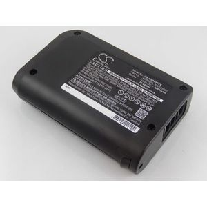 PIÈCE ENTRETIEN SOL  vhbw Li-Ion batterie 2200mAh pour aspirateur  come