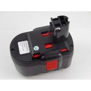 BATTERIE MACHINE OUTIL vhbw NiMH batterie 2000mAh pour outil électrique B