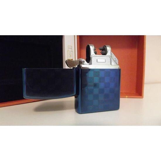 /à arc /électrique zippo bleu Briquet