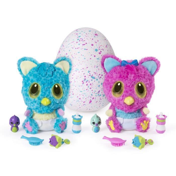 Hatchibabies Egg Interactive Pet d'incubation de bébé (styles peuvent varier) Age 5 LIZHN