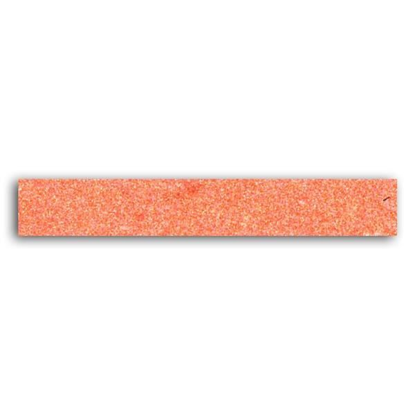 OH ! GLITTER Rouleau de Glitter Tape 1,5 cm x 2 m - ORANGE FLUO