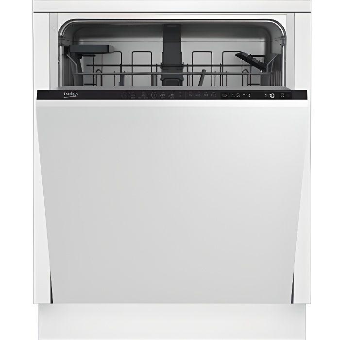 Lave-Vaisselle Tout Intégrable BEKO DIN26420