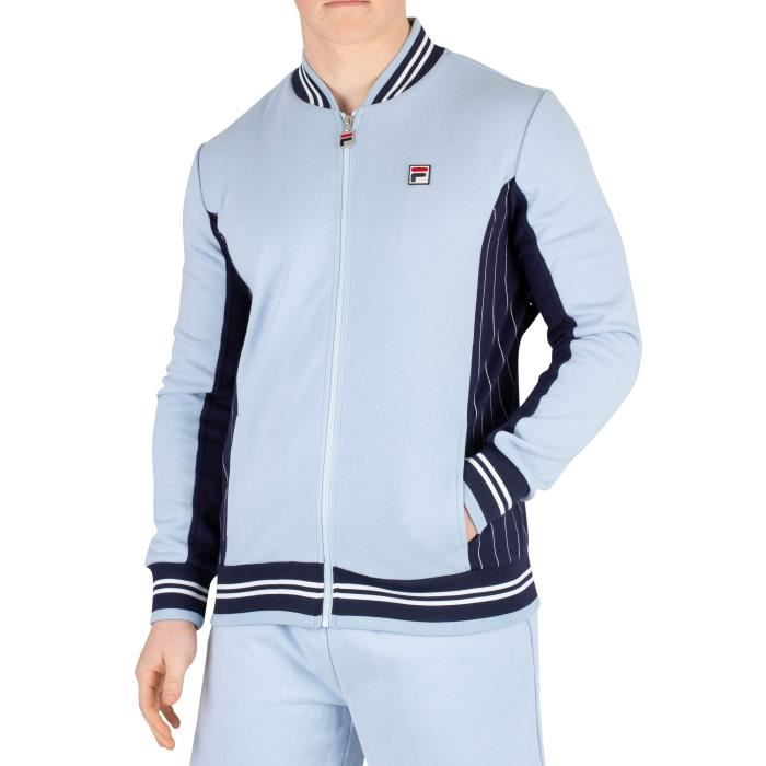 Fila Homme Settanta Track Jacket, Bleu