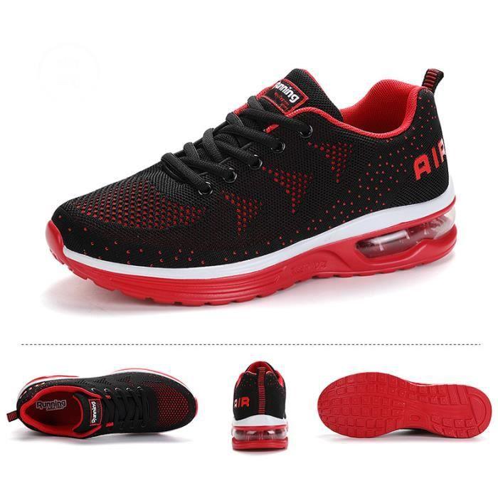 Baskets Femme Homme Mode Chaussures de Running Mixte Air - Chaussures de sport