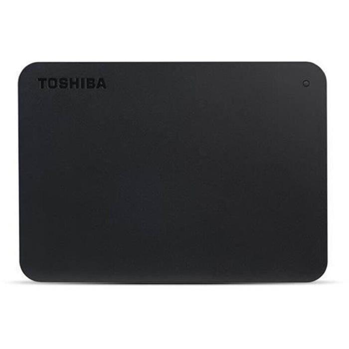 Toshiba HDTB410EK3AA Disque Dur Externe Portable 2,5- 1 to USB 3.0