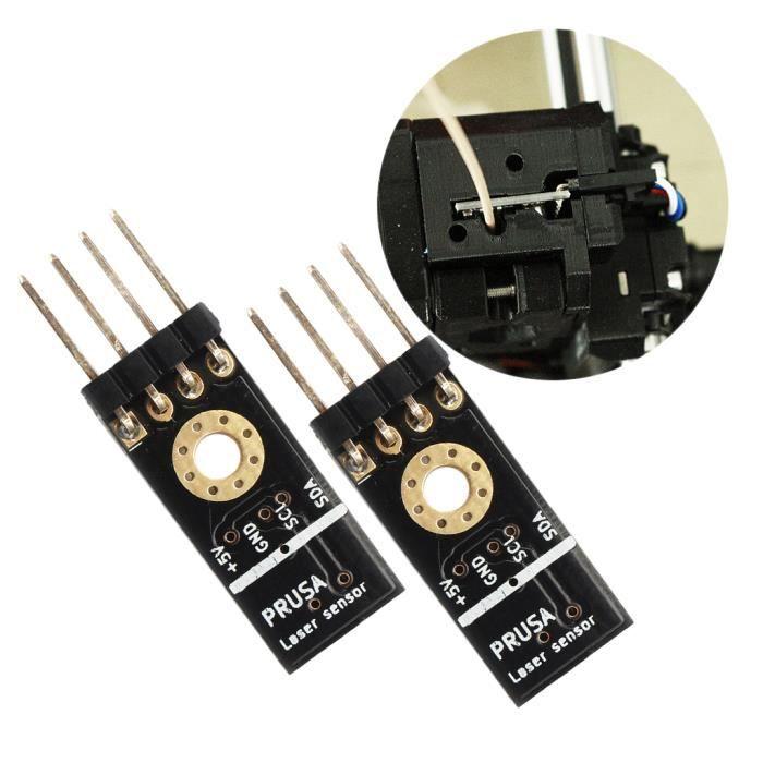 Imprimante Capteur de détection de filament 2 pièces