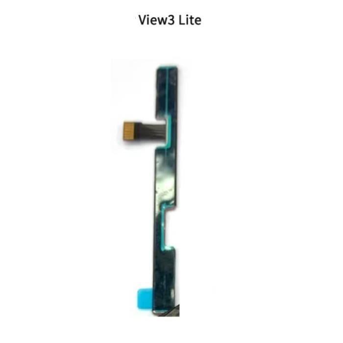 Bouton Volume / Power On / Off - Wiko View 3 Lite