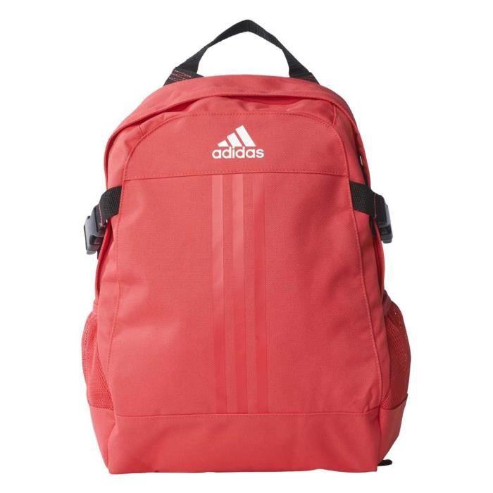 Adidas 3-à Rayures Petit Sac à Dos-Sport//Travail//École Sac avec plusieurs compartiments