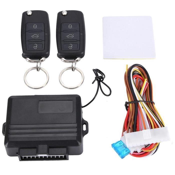 Clé pliante Télécommande pour fermeture centralisée Audi 80