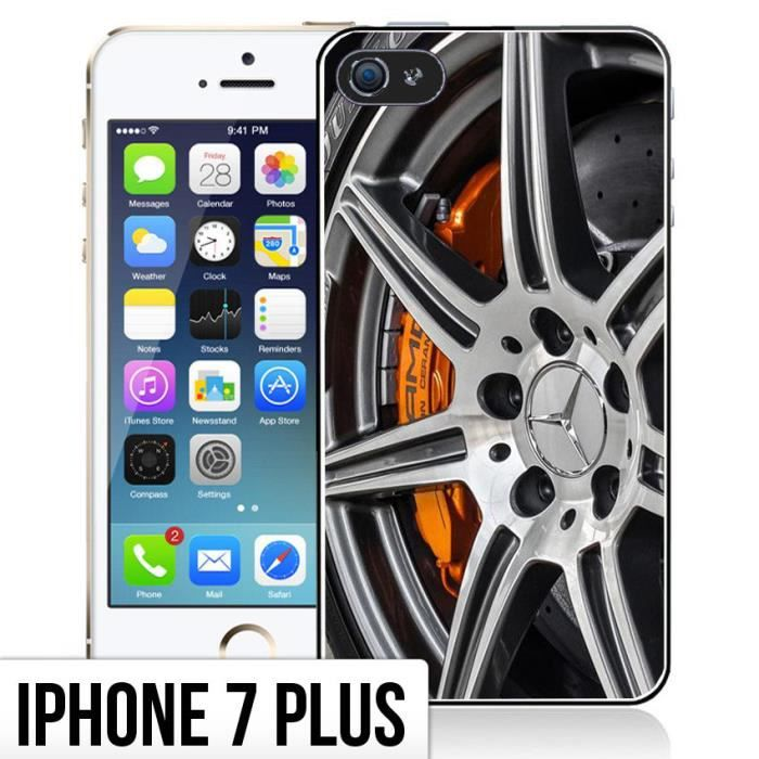 coque amg iphone 7 plus