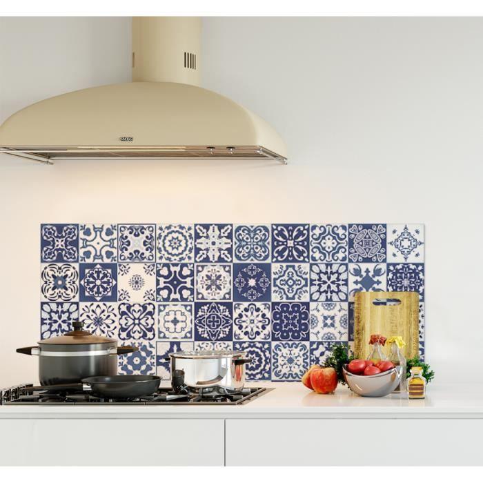 Credence De Cuisine Adhesive En Panneau Composite Aluminium