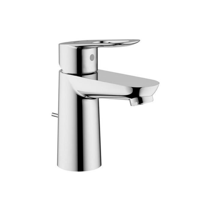 Mitigeur lavabo grohe bauloop 23335000 achat vente - Grohe mitigeur lavabo ...