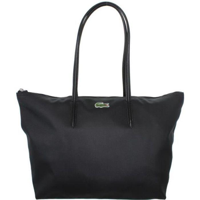 Sac Lacoste Shopping porté épaule ref_cem37430-000