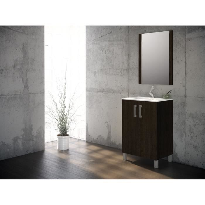 Awesome Salle De Bain Wenge Sipura Contemporary - Payn.us - payn.us