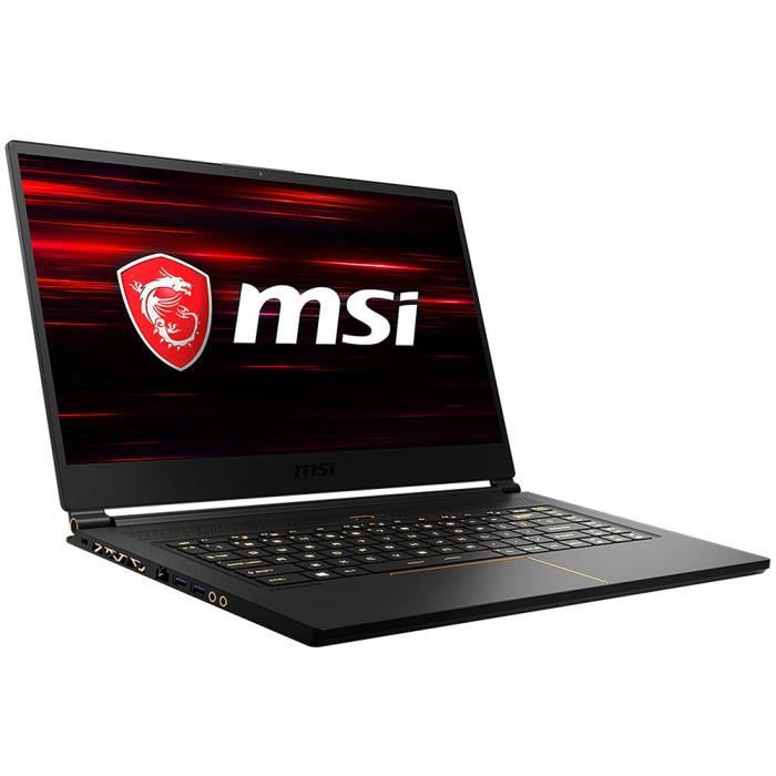ORDINATEUR PORTABLE MSI GS65 Stealth Thin 9SD-640FR - Intel Core i7-97
