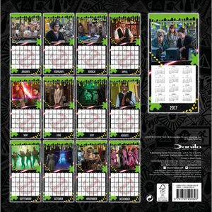 Calendrier photo 2017 achat vente calendrier photo - Calendrier mural pas cher ...