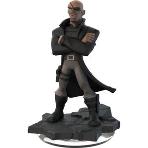 FIGURINE DE JEU Figurine Nick Fury Disney Infinity 2.0: Marvel