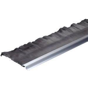 GOUTTIÈRE Solin mastic zinc bavette plomb naturel - 2M