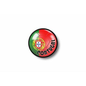 Patch /écusson brod/é drapeau portugal portugais thermocollant blason
