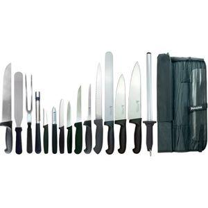 COUTEAU DE CUISINE  The Knife Sharpening Company Lot de 15 couteaux de