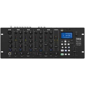 TABLE DE MIXAGE Table de mixage stéréo DJ avec lecteur MP3 intégré