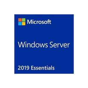 SYSTÈME D'EXPLOITATION DELL Windows Server 2019 Essentials - 1 Licence -